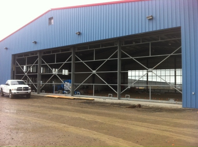 Aircraft Hangar Door